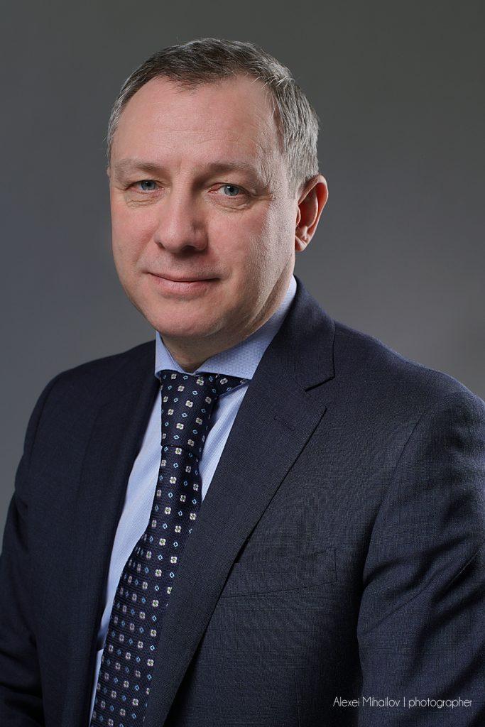Бизнес портрет и деловая фотосессия в Москве